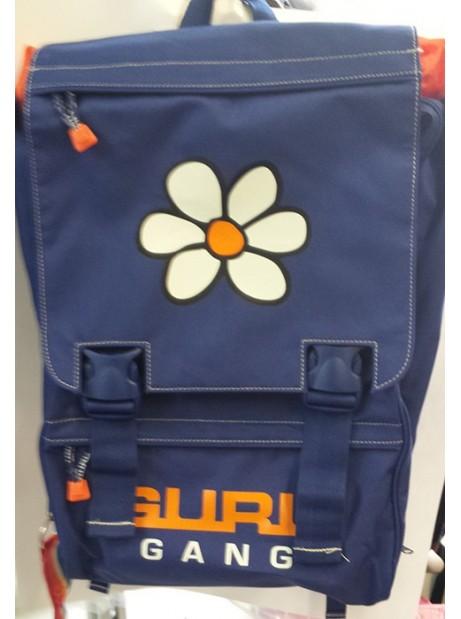Zaino GURU Blu 40x30x15 cm Estensibile