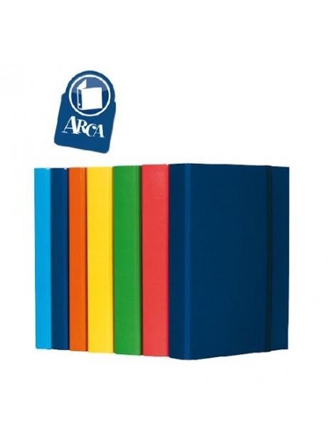 Cartella Progetto Dorso 10cm con Elastico piatto Cartellina porta Documenti