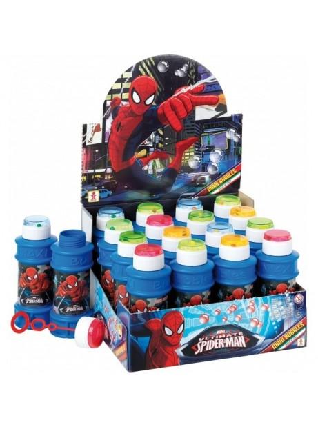 Bolle di sapone Maxi Spiderman 175ml Uomo Ragno gioco bambino